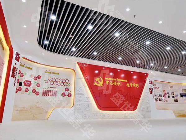 高新区科技创业服务中心党群服务中心北区建设