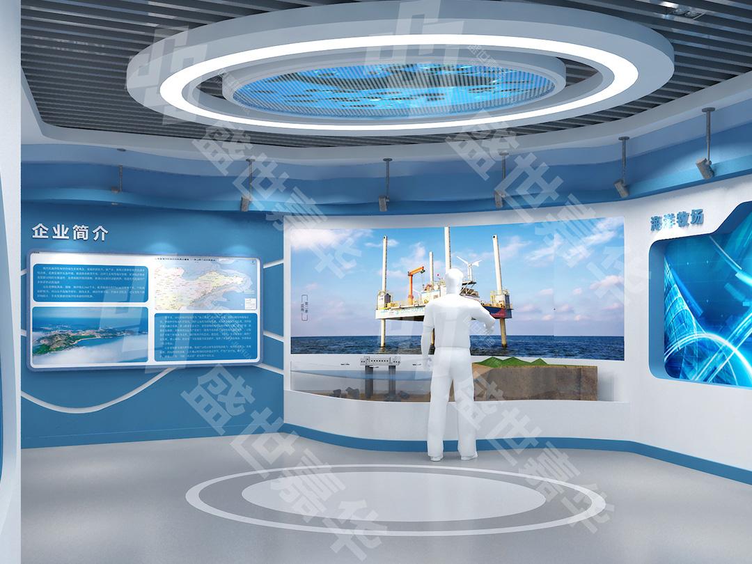 海天翼展厅设计